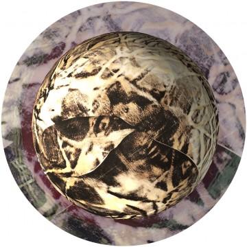 Troie-reine-variation -  Diamètre : 80 cm